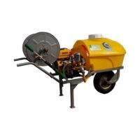 سمپاش تک چرخ موتوری معروف به فرغونی