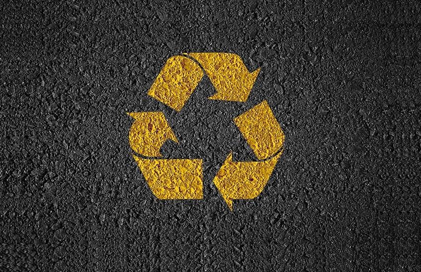 استفاده از لاستیک های بازیافتی در آسفالت